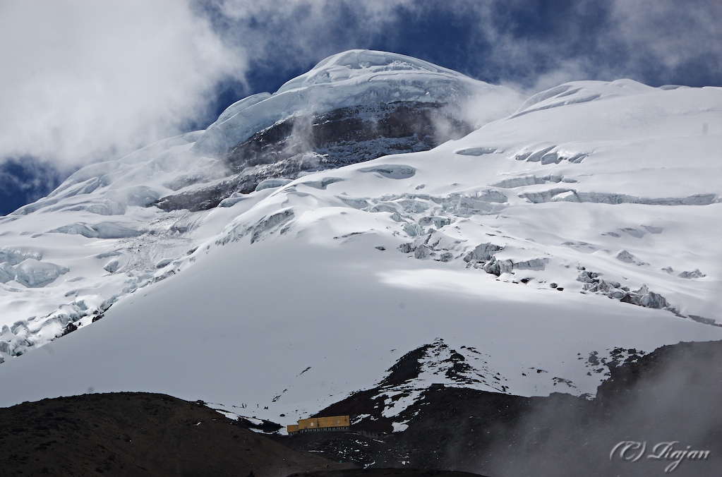The Cotopaxi Peak